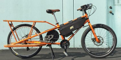 Hi Power Cycles Hpc Supermundo Electric Cargo Bike