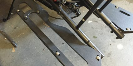 Hi Power Cycles Hpc Supermundo Towing Tray