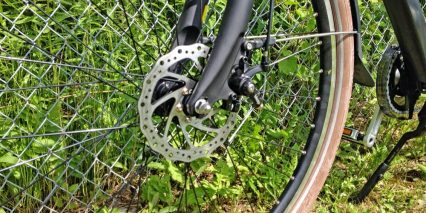 Igo Metro High Step 160mm Disc Brakes