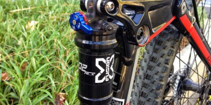 Izip E3 Peak Ds X Fusion Rear Shock Adjust