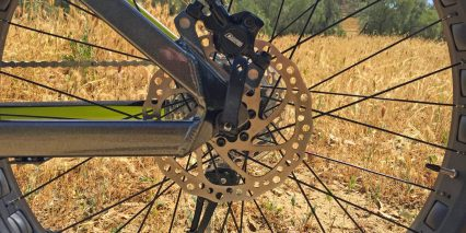 Izip E3 Sumo 160 Mm Rear Hydraulic Disc Brake