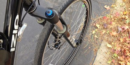 Izip Express Suspension Fork