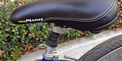 Izip Urban Cruiser Enlightened Seat Post Shock
