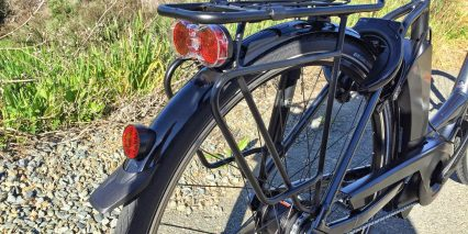 Kalkhoff Agattu Impulse 8 Led Tail Light And Fender