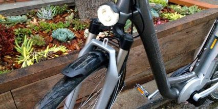 Kalkhoff Tasman Tour C8 Premium Headlight