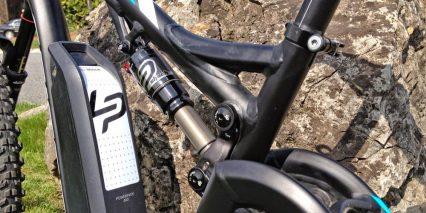 Lapierre Overvolt Fs 900 Rear Suspension