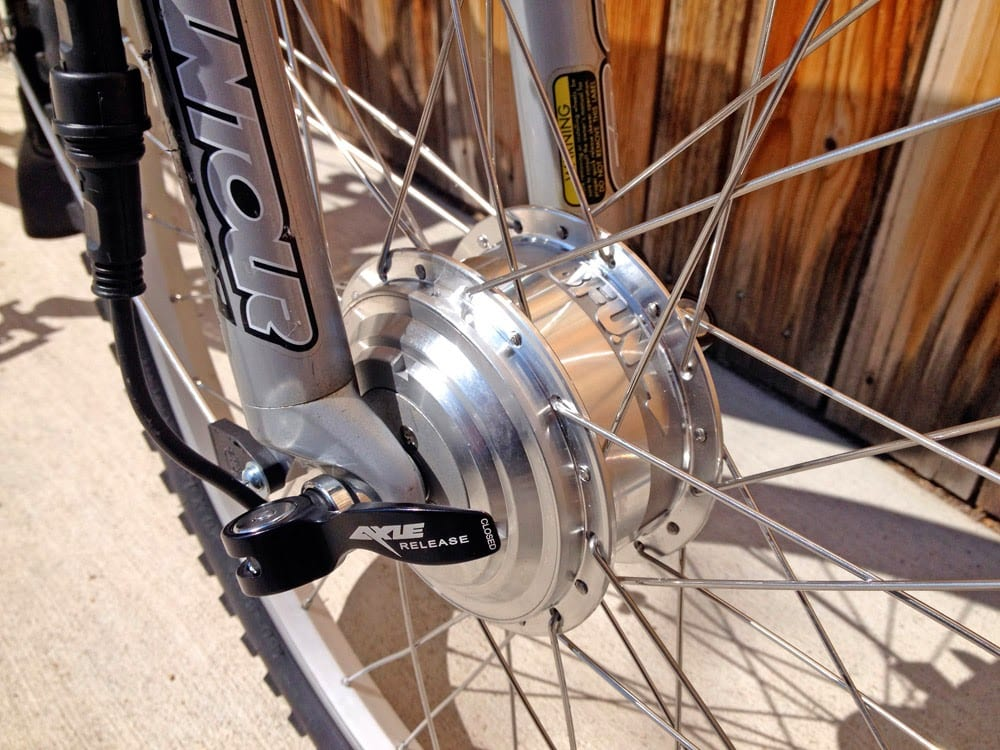 Leed 30k E Bike Kit 8fun Hub Motor