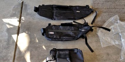 Leed Electric Bike Kit Battery Bags