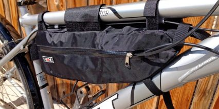 Leed Pocket Bike Juice Bag On Frame