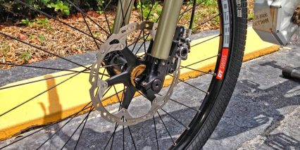M55 Terminius 200mm Hydraulic Disc Brakes 1