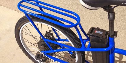 Motiv Sherpa Welded Rear Rack