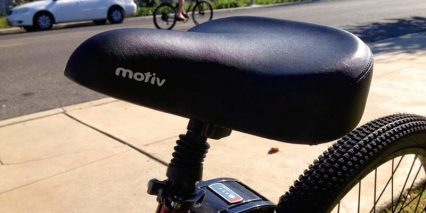 Motiv Sleek Seat And Shock