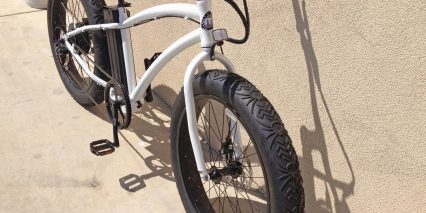 Motiv Stout Front Fat Tire