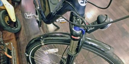 Ohm Urban Xu700 Suntour Suspension Fork
