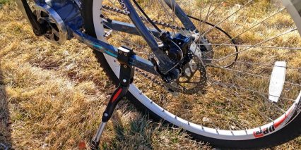 Optibike Pioneer Allroad Kickstand Disc Brake 1