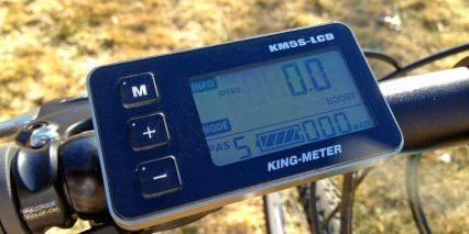 Optibike Pioneer Allroad King Lcd Display 1