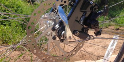 Optibike Pioneer City 160 Mechanical Disc Brake