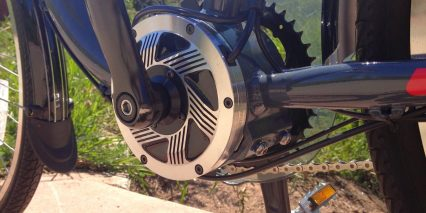 Optibike Pioneer City 500 Watt Mid Drive