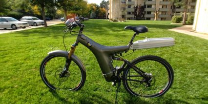 Optibike R8 Electric Bike