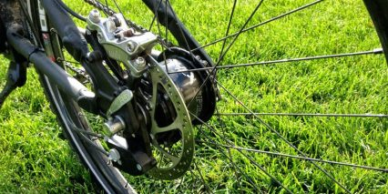 Optibike R8 Rohloff 14 Speed Hub