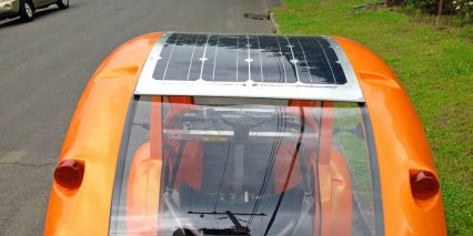 Organic Transit Elf V1 60 Watt Solar Panel
