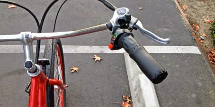 Pedego Tandem Cruiser Throttle Shifter