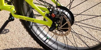 Pedego Trail Tracker 500 Watt Motor