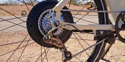 Polaris Rail Eight Speed Cassette