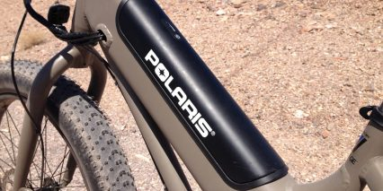 Polaris Sabre Removable Lithium Ion Battery