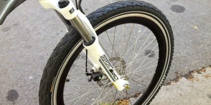 Polaris Strive Front Fork