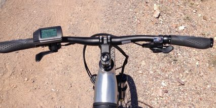 Polaris Terrain Display Panel And Grips