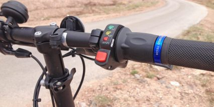 Prodecotech Mariner 500 Grips With Lockers