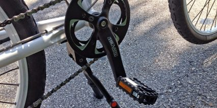 Prodecotech Stride R Chain Ring Cranks