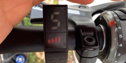 Prodecotech Titanio 29er Display Panel Assist Buttons