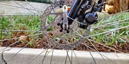 Raleigh Detour Ie Mechanical Disc