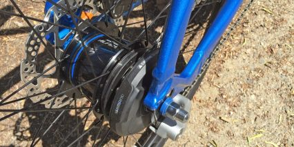 Raleigh Misceo Ie Shimano Di2 Electronic Shifter