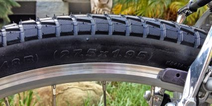 Raleigh Venture Ie 650b Tires