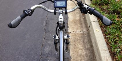 Raleigh Venture Ie Lcd Throttle Grips