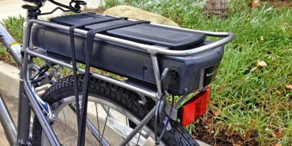Raleigh Venture Ie Removable Battery Pack
