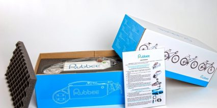 Rubbee Drive Stock Box