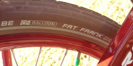 Schwalbe Fat Frank Tires Kevlar Slimed