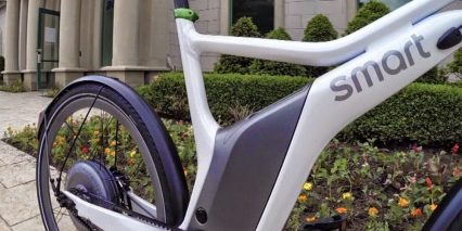 Smart Ebike Downtube Battery Pack