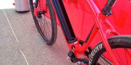 Specialized Turbo Battery Compartment