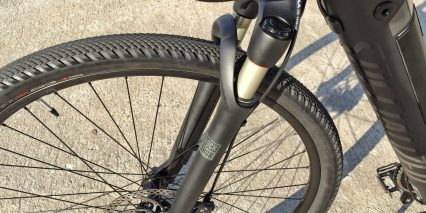 Specialized Turbo X Rockshox Paragon 50 Mm Suspension Fork