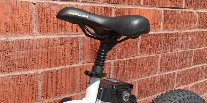 Ssr Motorsports Trail Viper Promax Suspension Seat Post Velo Plush Saddle