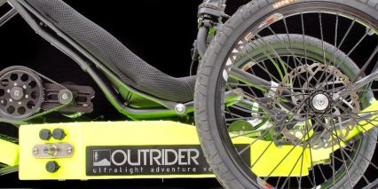 Stock 2014 Outrider 422 8
