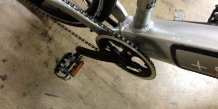 Stromer Sport Chain Ring Without Guide