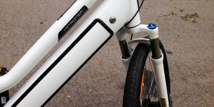 Stromer St1 Platinum Battery Door