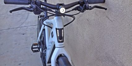 Stromer St2 Headlight Usb Port