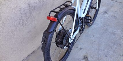 Stromer St2 Rear Light Fender Rack